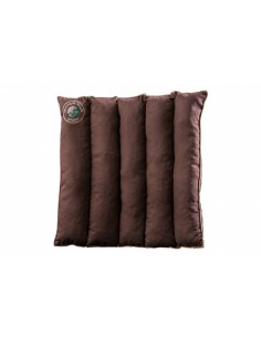 Cedar pillow-seat with cedar chips 40 x 40