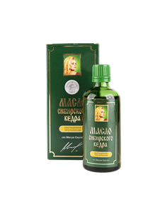 Cedar Nut Oil enriched with Propolis 100ml - Ringing Cedars of Russia - EXP 07/2016
